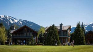 Whistler Golf Course Accommodations