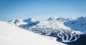 Spring Skiing in Whistler