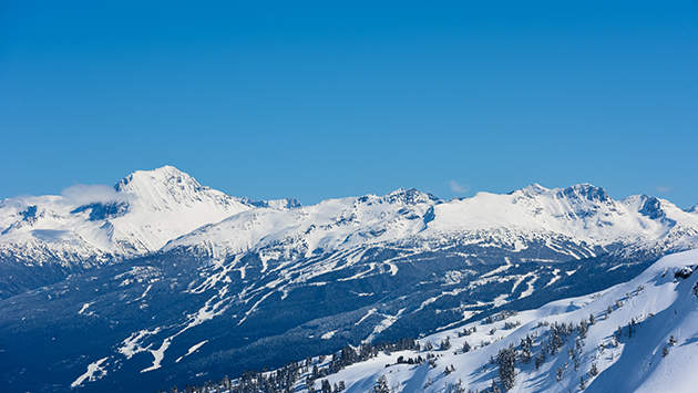 Whistler Blackcomb Day Pass