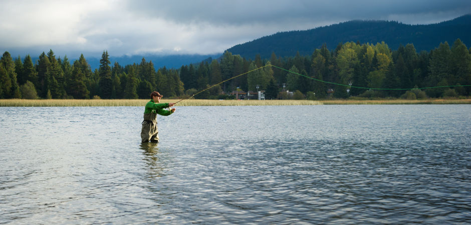 Whistler Fishing