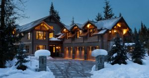 Whistler Luxury Home Rentals