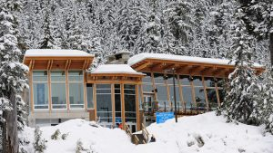Whistler Olympic Park Day Lodge