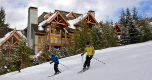 Whistler Ski-in Ski-out Rentals