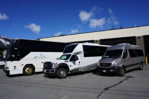 Whistler Shuttle Fleet