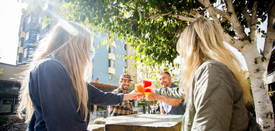 Craft Beer month is an incredible fall event in Whistler.