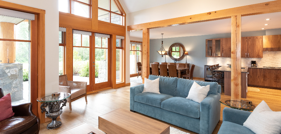 Nicklaus North townhome vacation rentals in Whistler