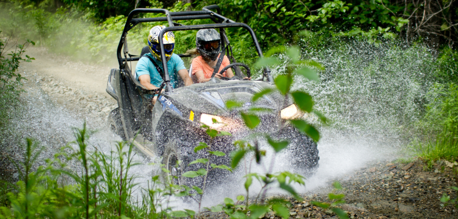 Whistler Fall Activities include ATV tours