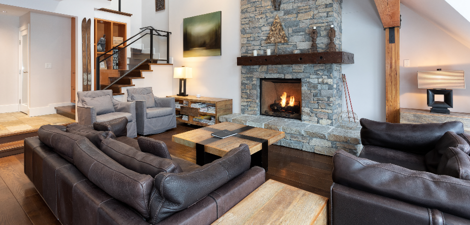 Whistler cabin rentals in fall