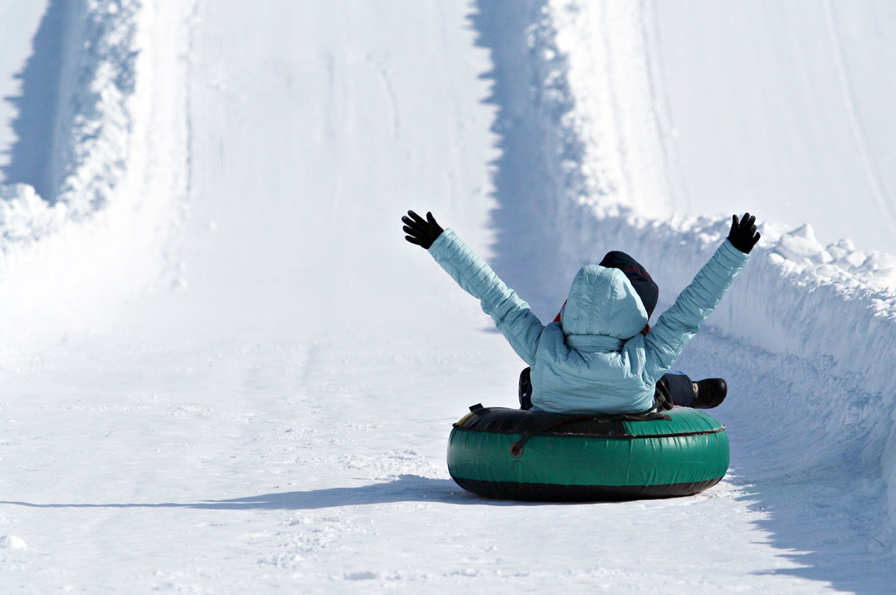 Seven Ways to Enjoy the Snow (and Ice) in Park City