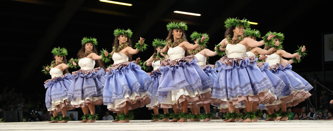 The 56th Annual Merrie Monarch Festival