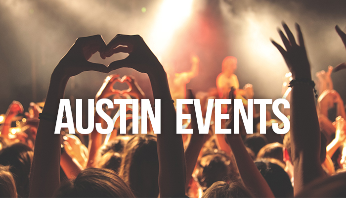 Festivals & Events<br>in Austin, TX