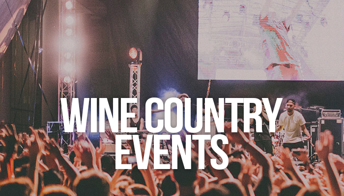 Festivals & Events in Wine Country