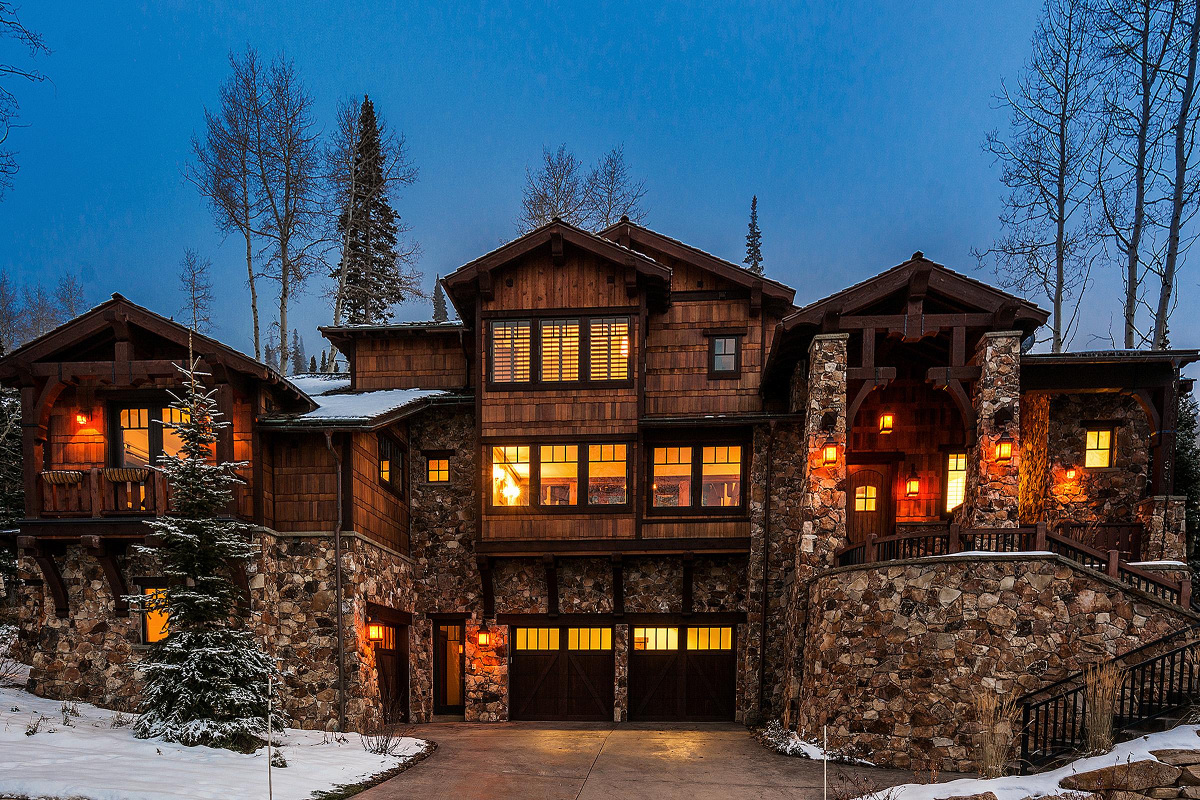 Luxury Home Rental Spotlight: Equinox Ski-In/Ski Out Estate at Deer Valley Resort