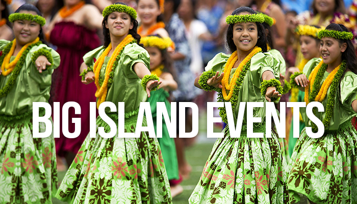 Festivals & Events on the Big Island