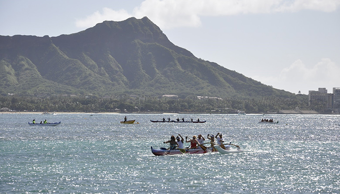The Annual Duke Kahanamoku Challenge