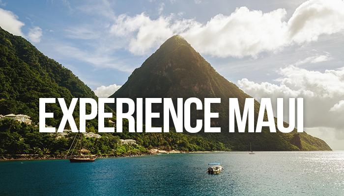 Experience Maui