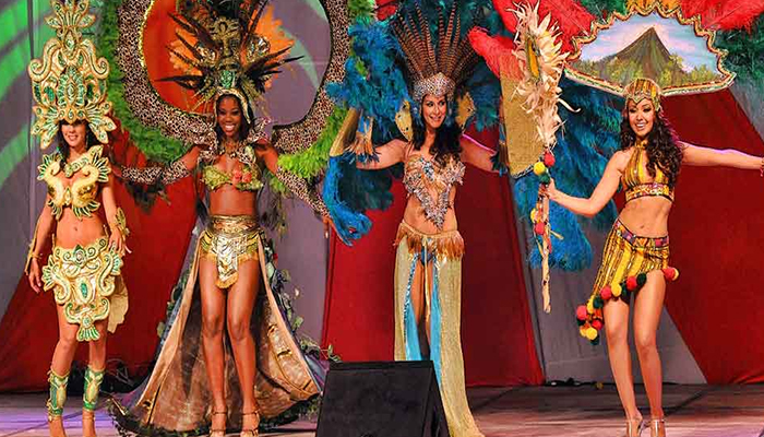 The International Costa Maya Festival