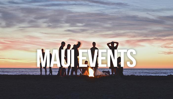 Festivals & Events on Maui
