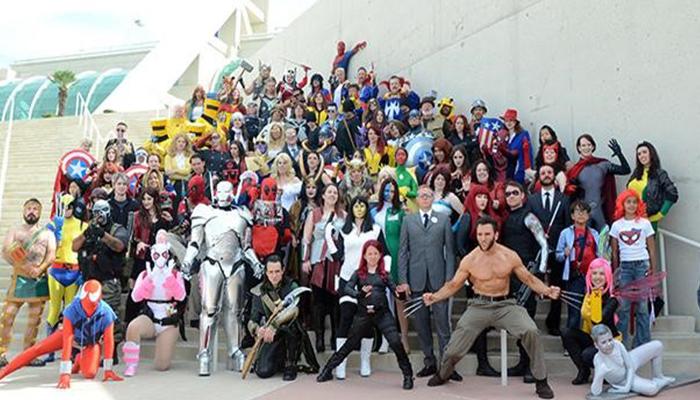 San Diego International Comic Con