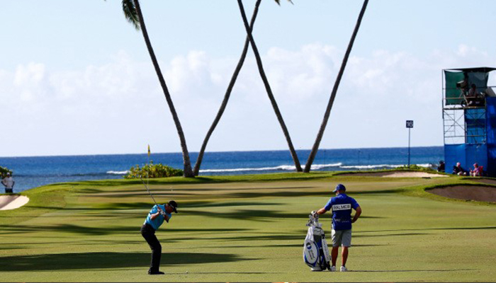 The Sony Open in Hawaii