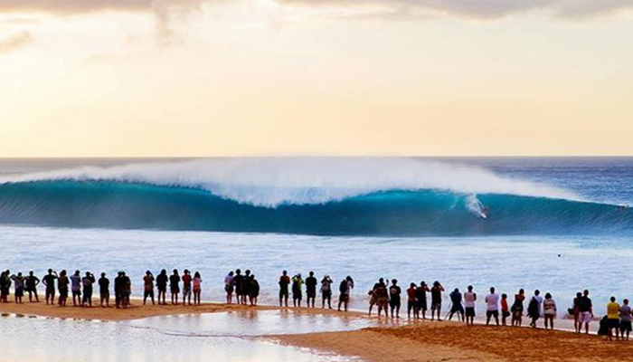 The Annual Vans Triple Crown of Surfing