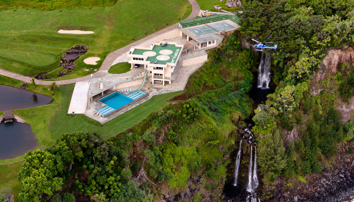 20% Off Your Stay at Waterfalling Estate