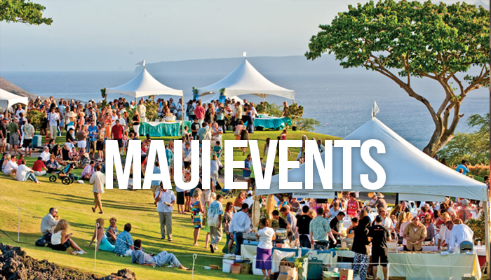 Festivals & Events on Maui