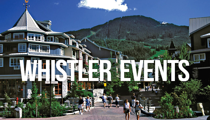 Festivals & Events in Whistler