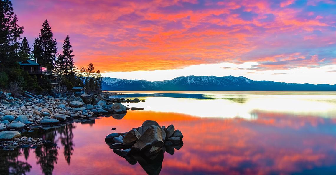 Lake Tahoe's Newest Trailhead is… Underwater?!