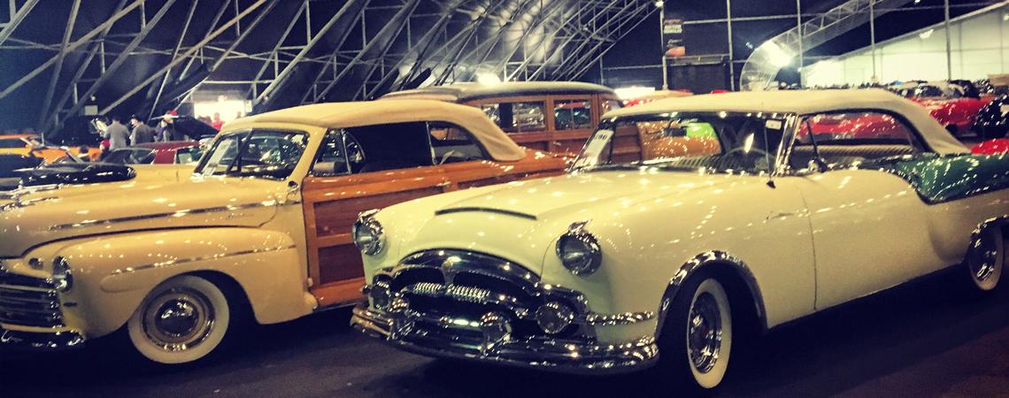 The Barrett-Jackson Collector Car Auction