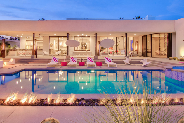 $200 Off/Night at</br>Artful Desert Paradise in Palm Springs!