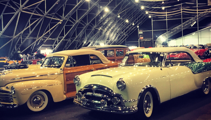 The Barrett-Jackson Collector Car Auction