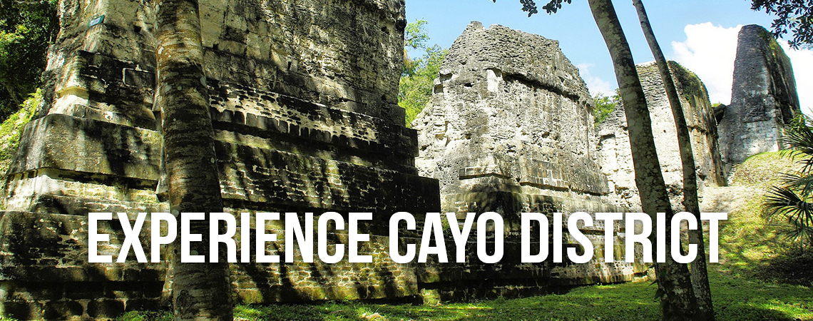 Experience Cayo District