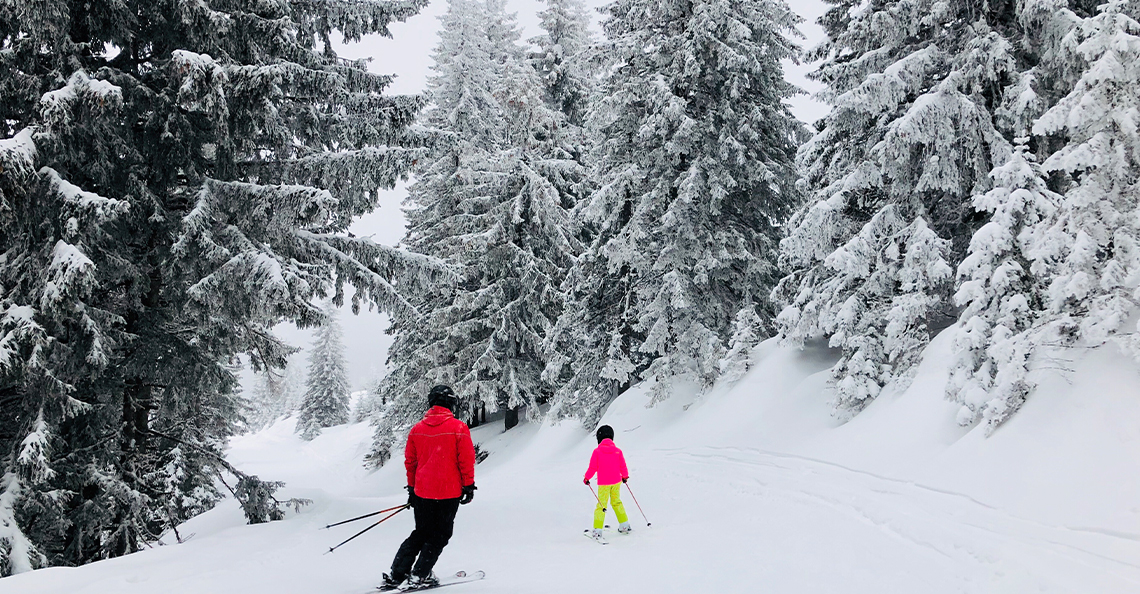 Snow is Falling in our Favorite Ski Destinations!