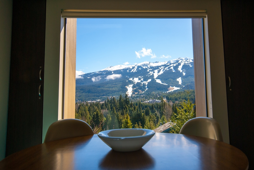 """""""Best View in Whistler"""" – Ironwood #101"""