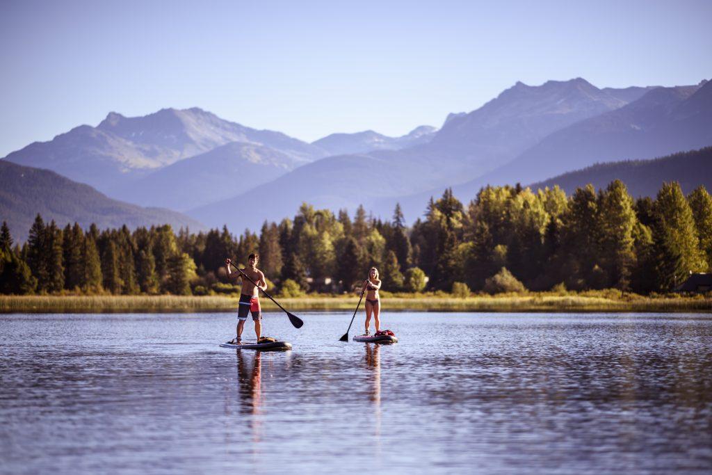 Paddle_Tourism Whistler_Andrew Strain