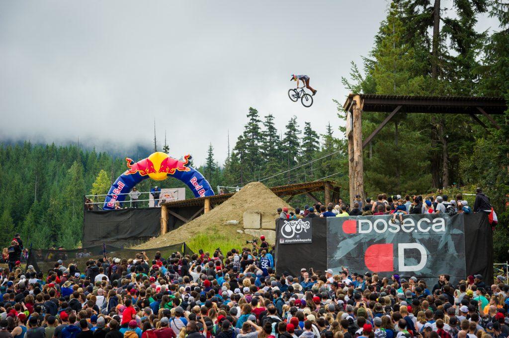 The Red Bull Joyride at Whistler Crankworx