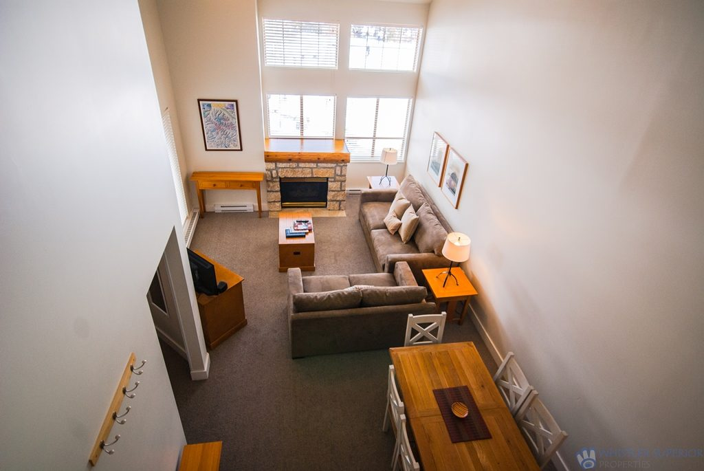 Overview of Tyndall Stone Lodge Whistler #311