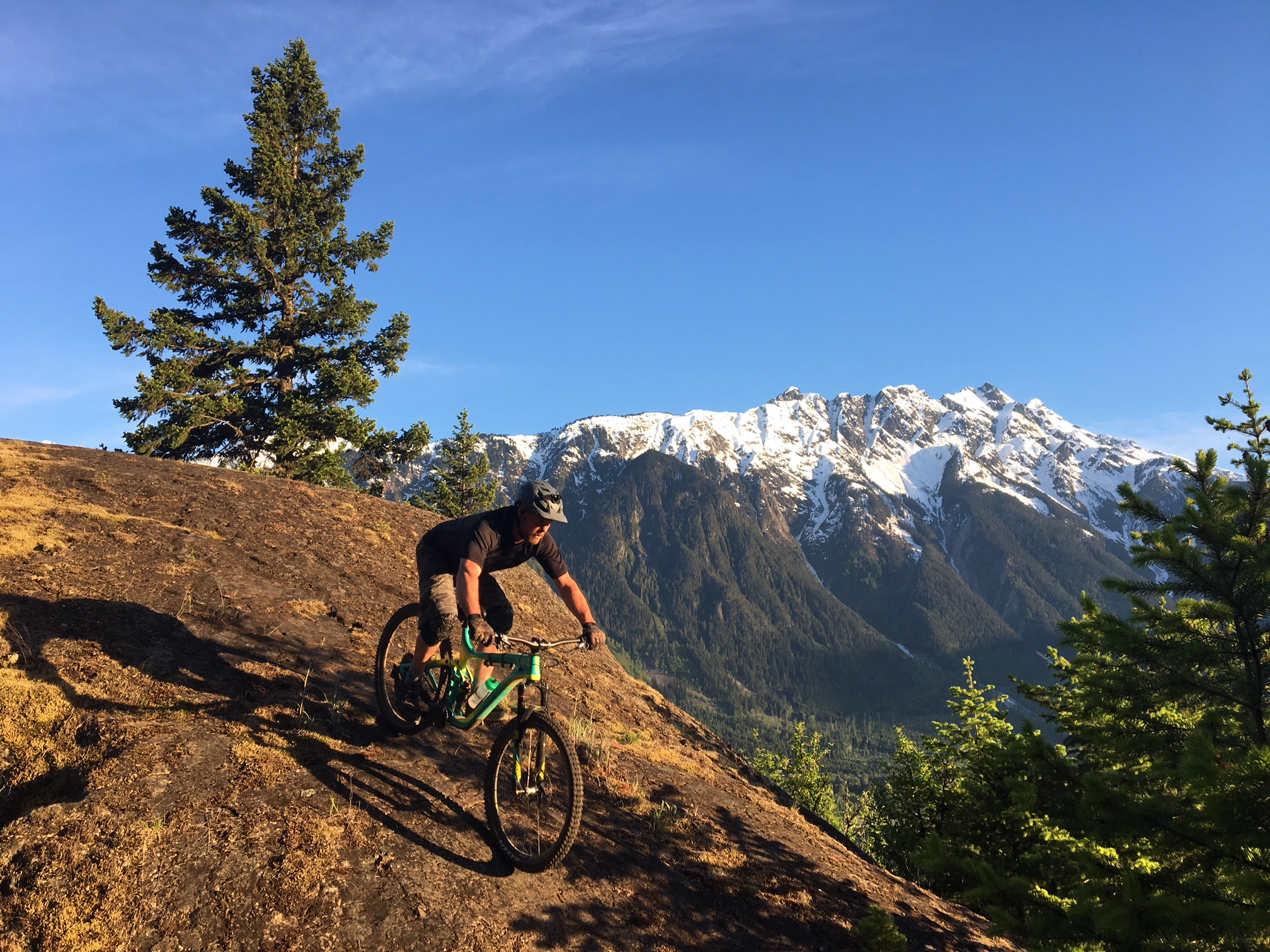Cranks are turning……in Pemberton
