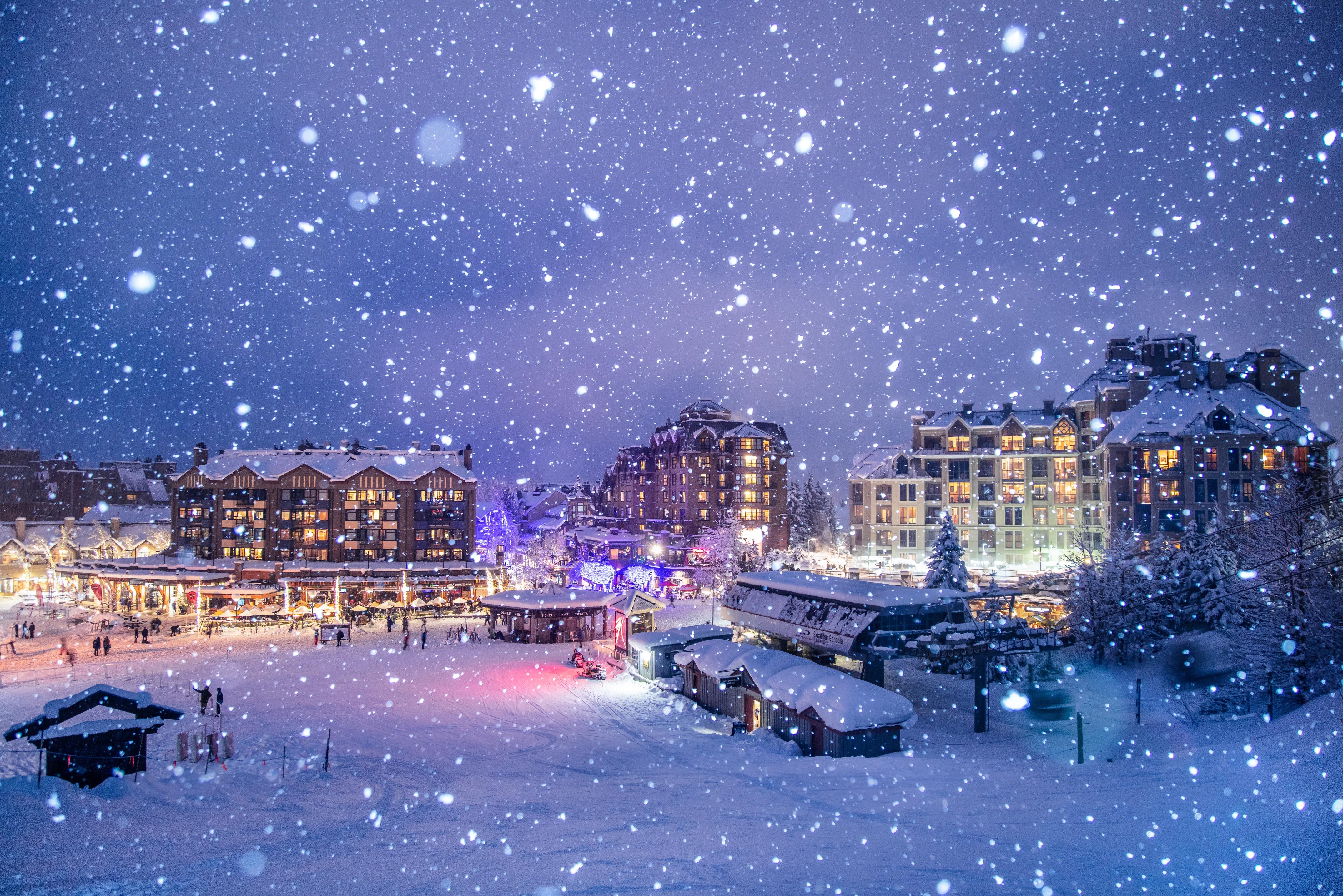Esqui Whistler