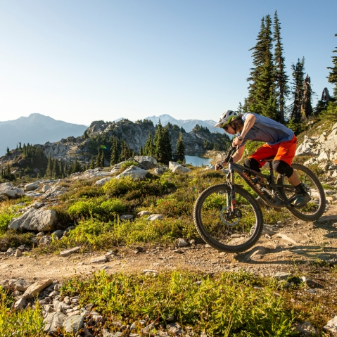 Getting to Whistler