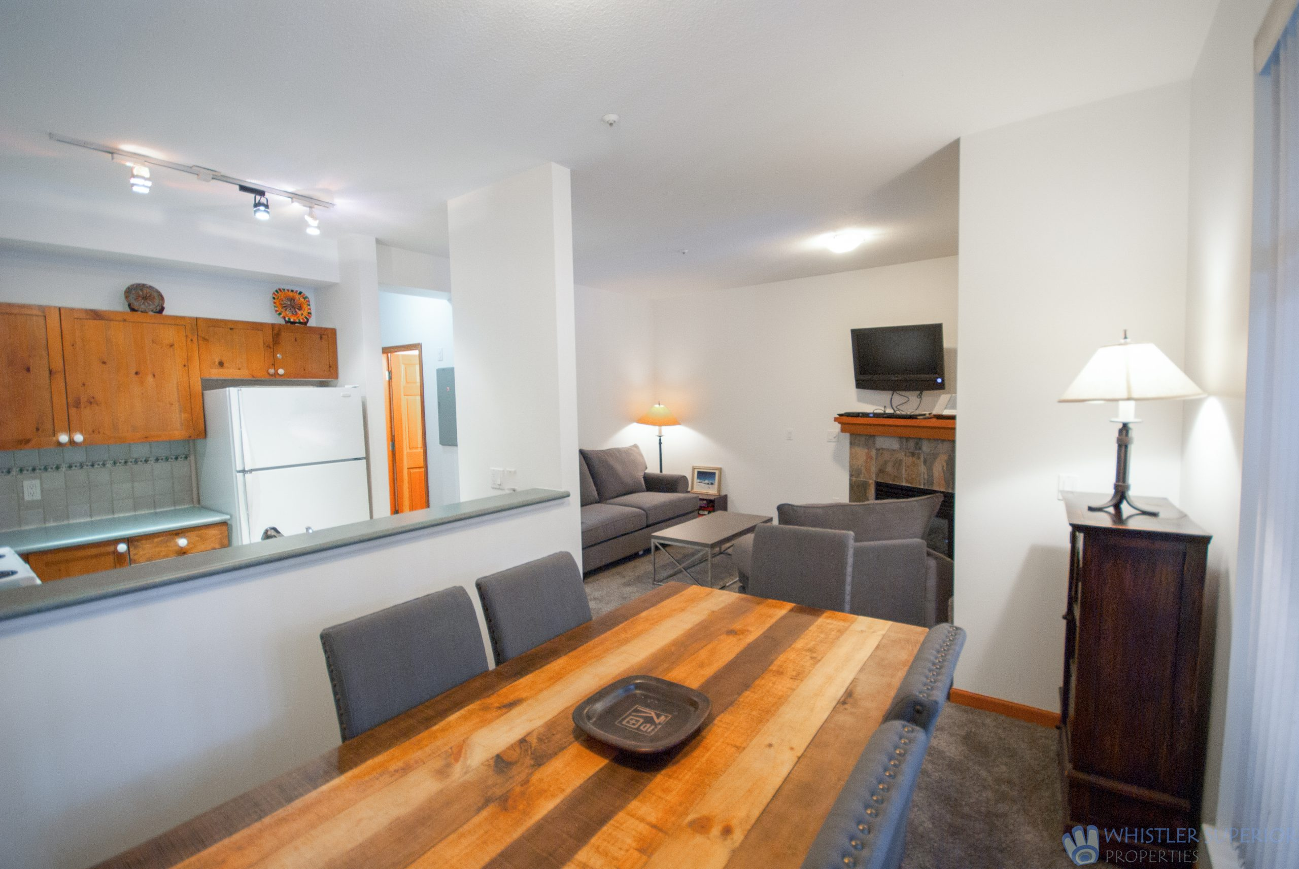 Whistler Accommodations - Two Bedroom Rentals