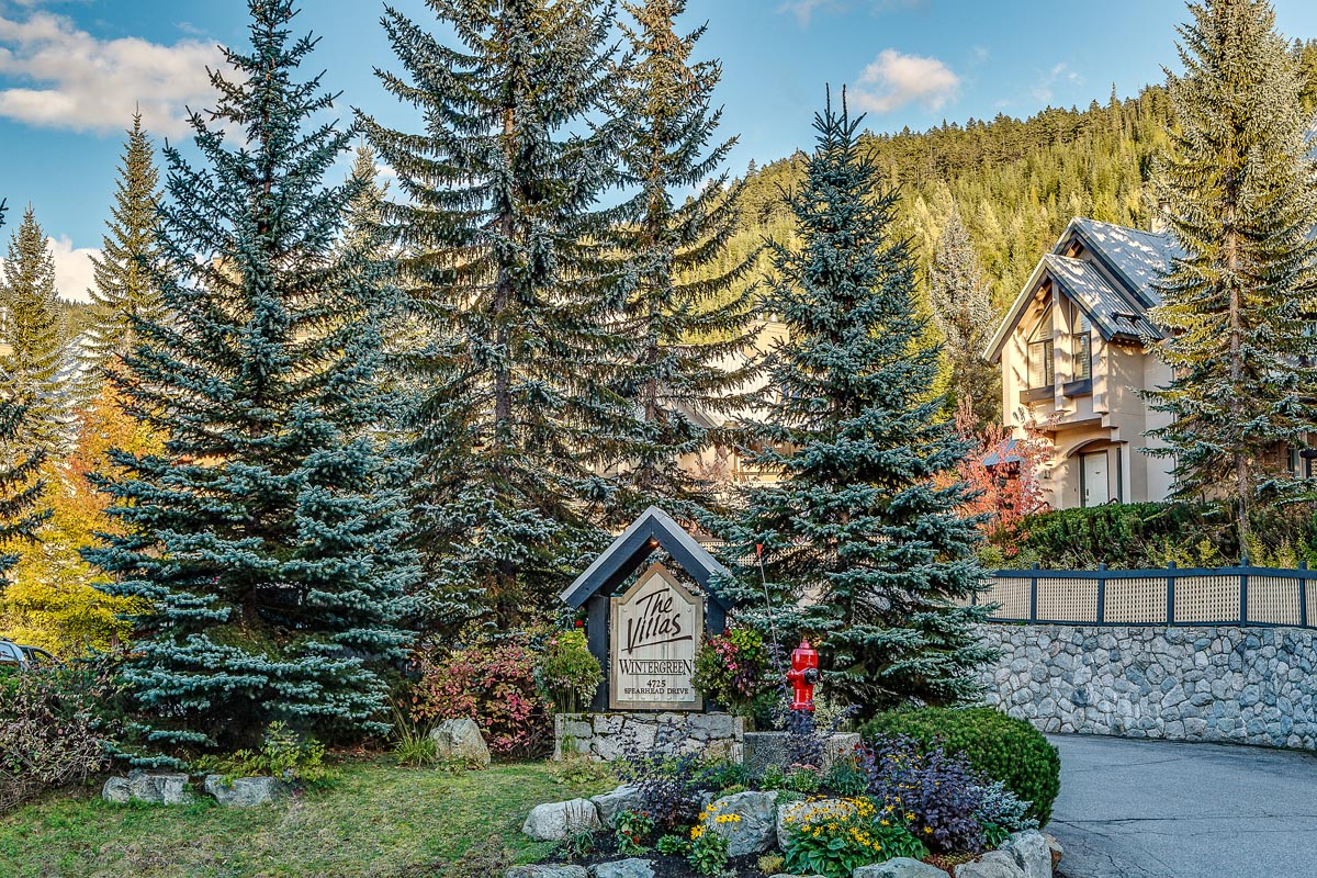Wintergreen The Villas