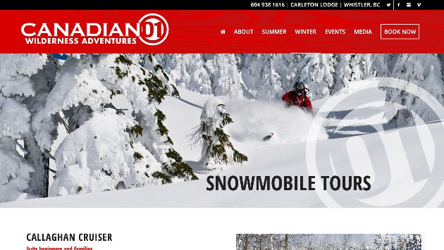 Canadian Snowmobile