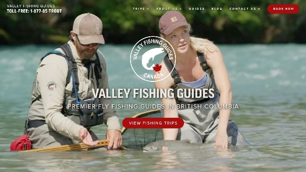 Valley Fishing Guides