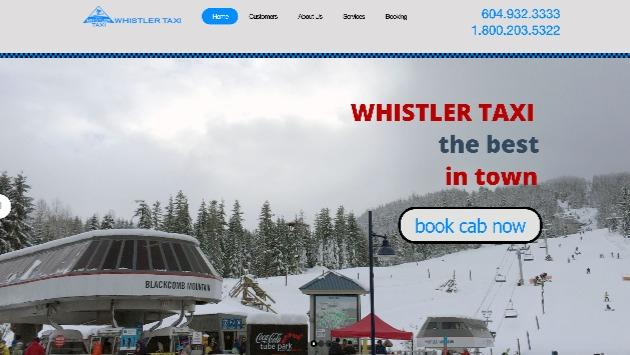 Whistler Taxi
