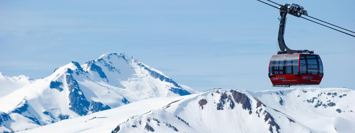 Whistler Mountain Webcams