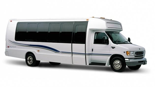 Coach - 20-24 Passenger