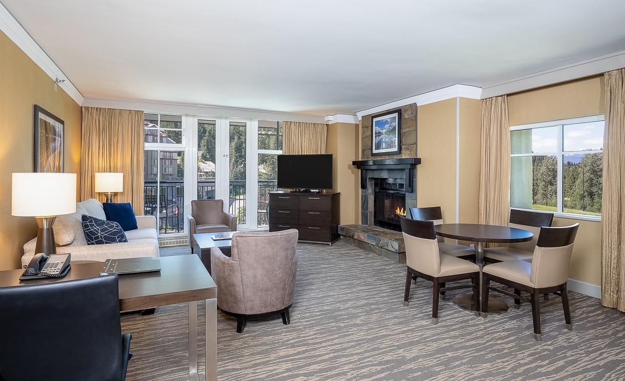 The Alpine 2 Bedroom Suite w/ Steam Room