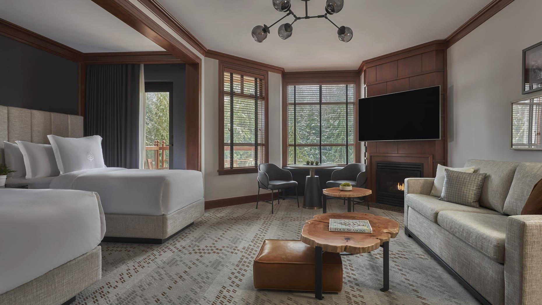 Two Bedroom Interconnecting Deluxe Room